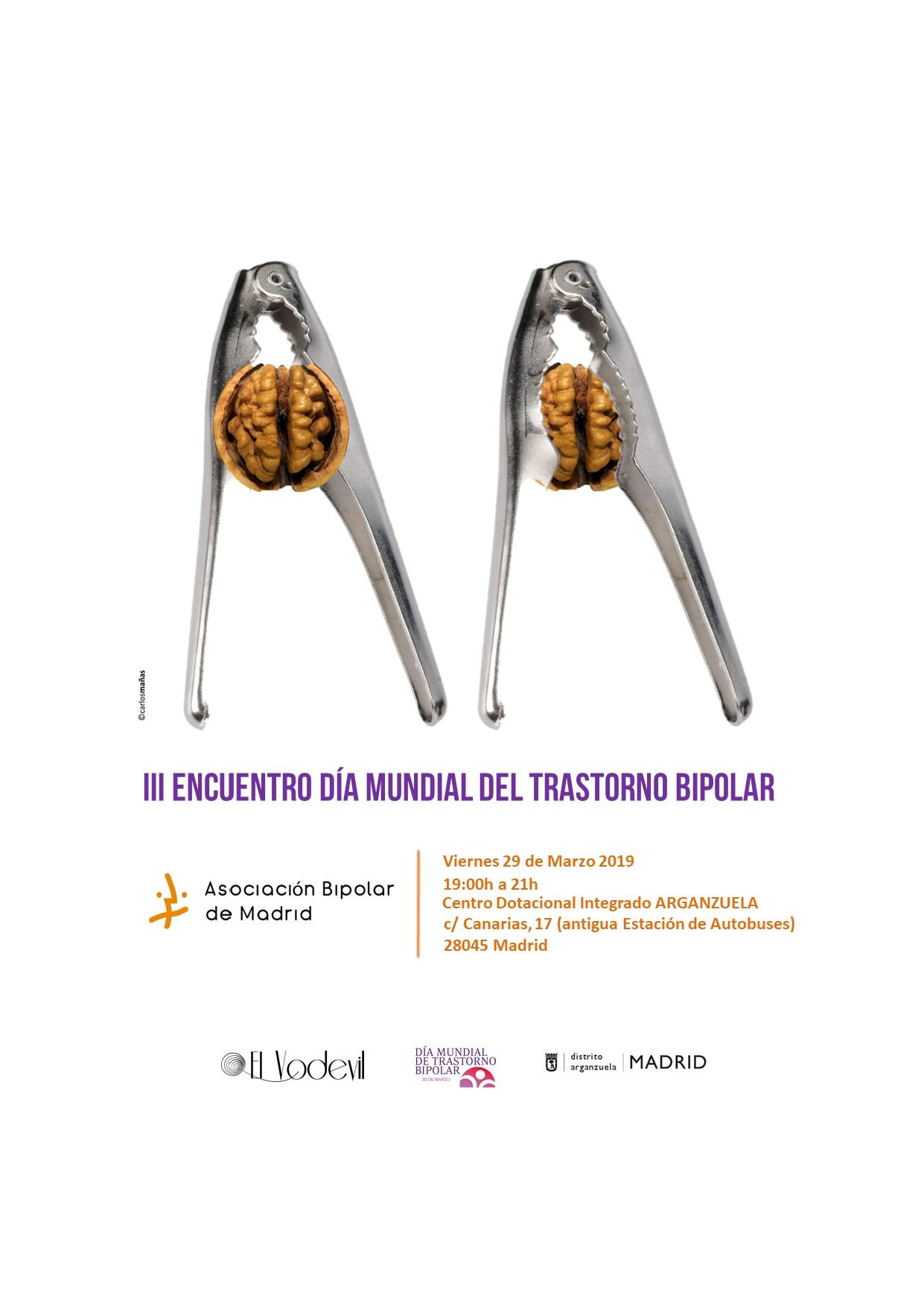 III Encuentro del Día Mundial del Trastorno Bipolar